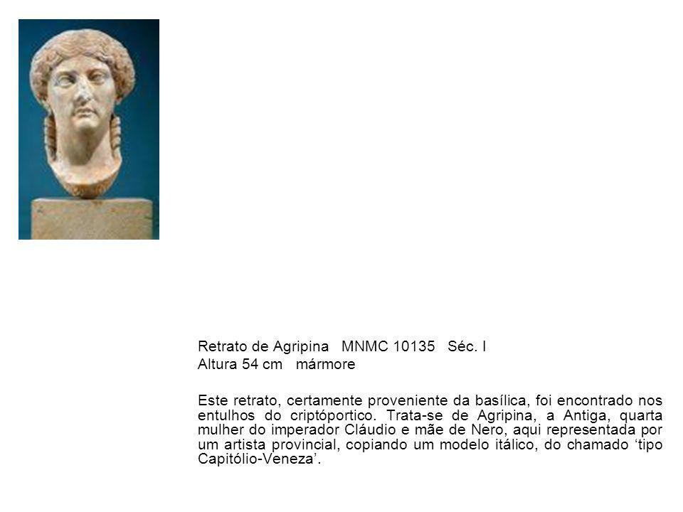 Retrato feminino MNMC 10137 Séc.