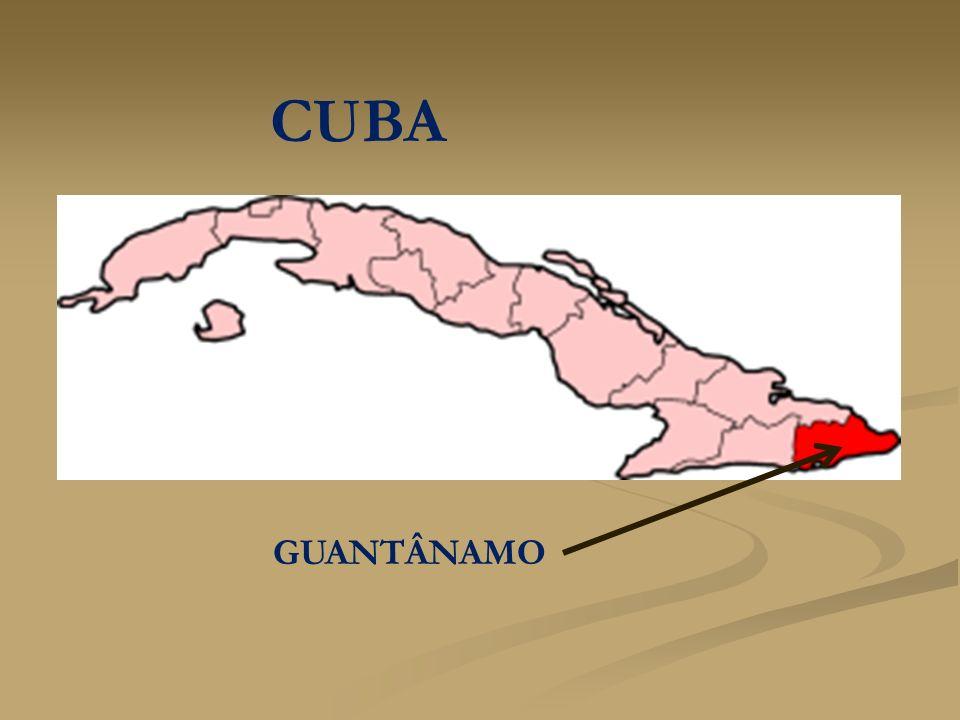 GUANTÂNAMO CUBA