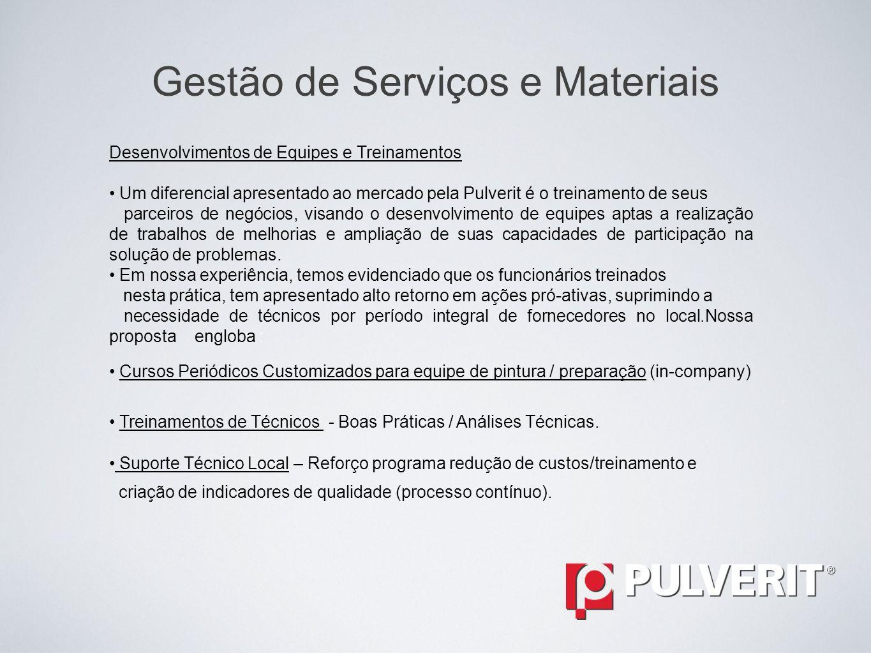 Tecnologia Brasil A Pulverit possui uma parceria com UCS – Universidade de Caxias do Sul, universidade que possui um laboratório amplo na área de anal