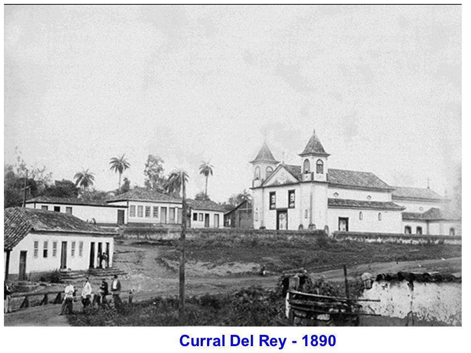 1911- Banco Real, Rua Timbiras esquina com Bahia