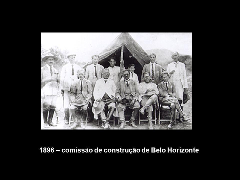 1896 – Construção da Secretaria de Educação