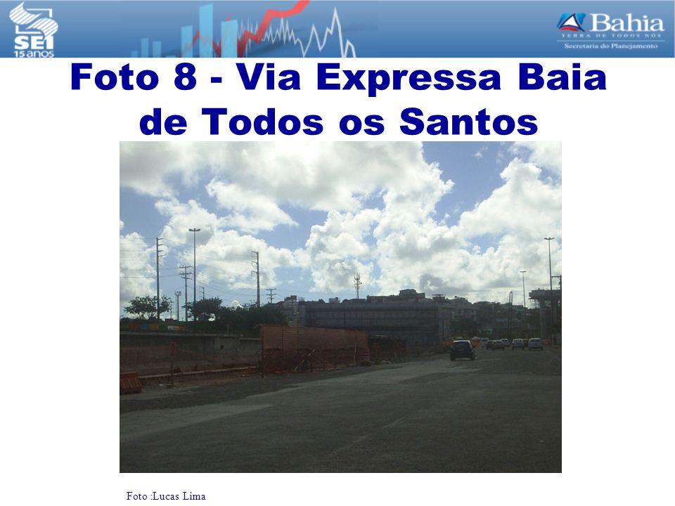 Foto 8 - Via Expressa Baia de Todos os Santos Foto :Lucas Lima