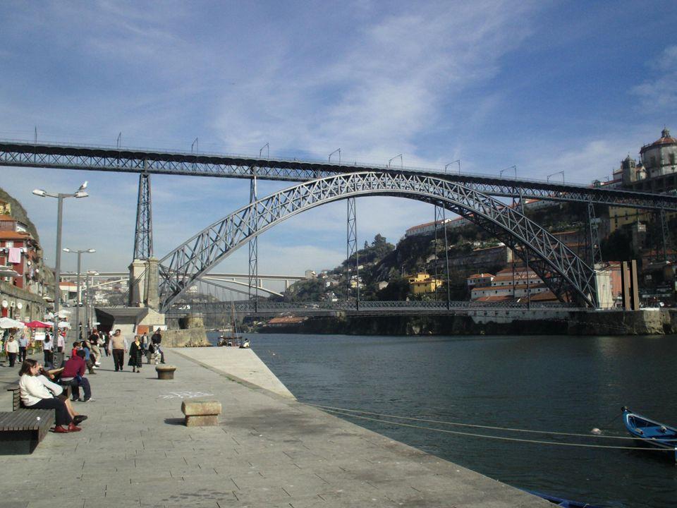 reconstrução da ponte pênsil concepçãodimensionamento processo construtivo e custo impacto visual Fotomontagem