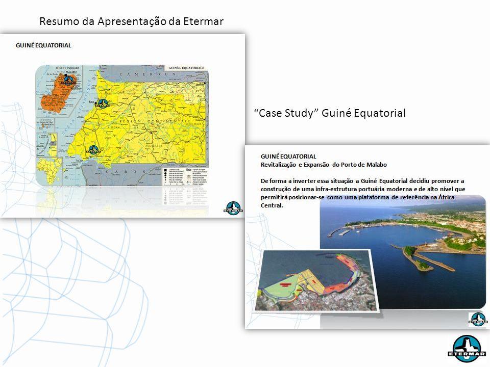 Resumo da Apresentação da Etermar Case Study Guiné Equatorial