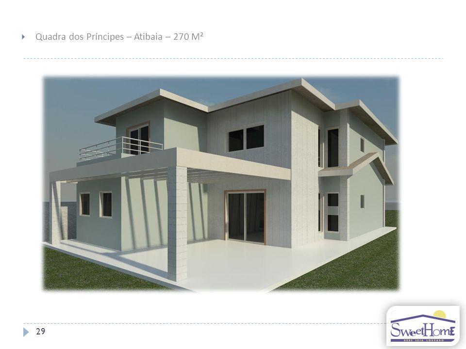 29 Quadra dos Príncipes – Atibaia – 270 M²