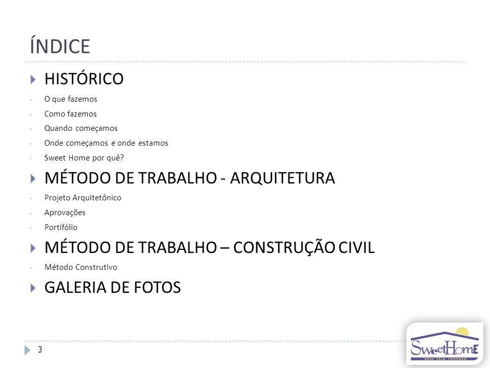 Projetos de Arquitetura Portifólio 14