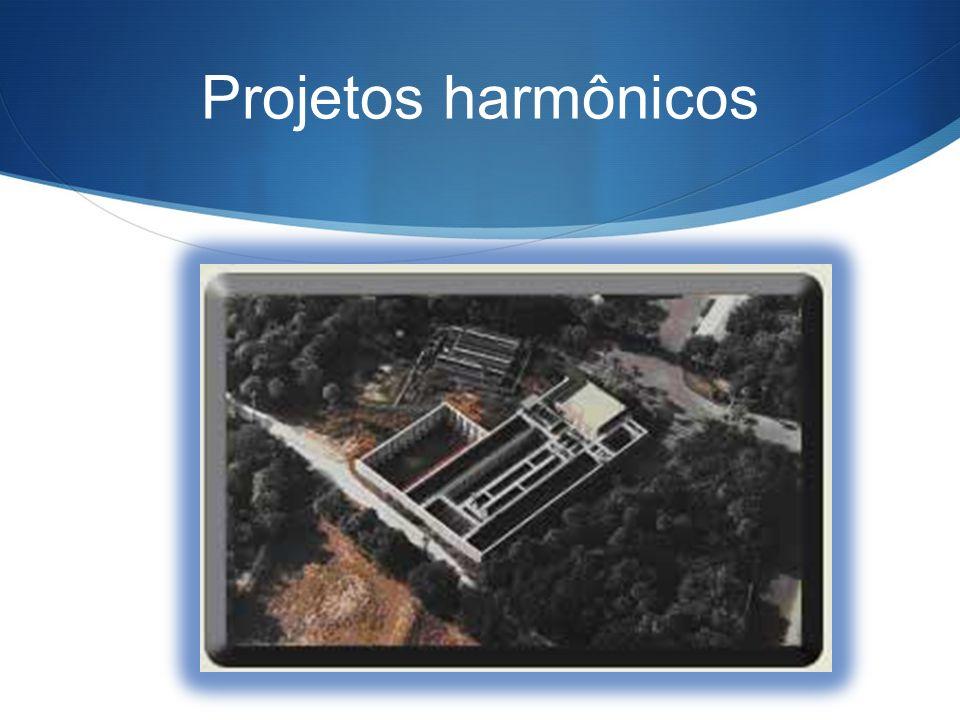 Projetos harmônicos