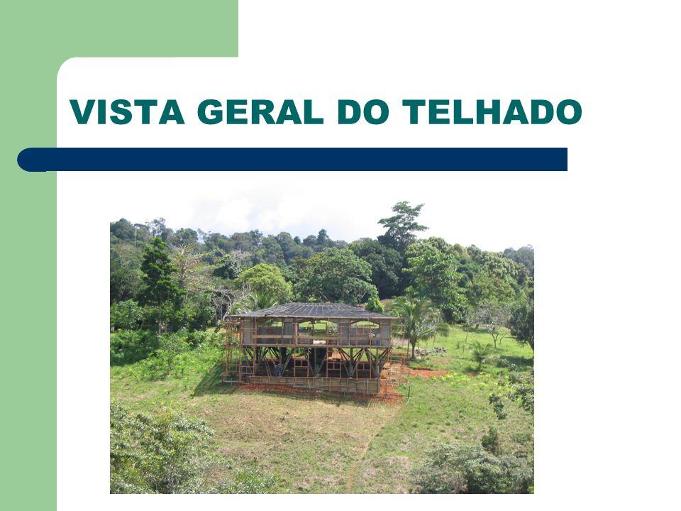 VISTA GERAL DO TELHADO