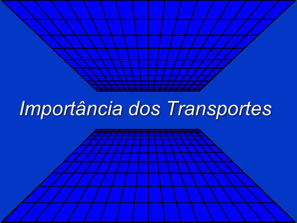 1.Importância dos Transportes 2.Atual e Futuro Sistema Ferroviário Nacional 3.Deficiências do Transporte Brasileiro 4.Principais Diferenças entre Moda