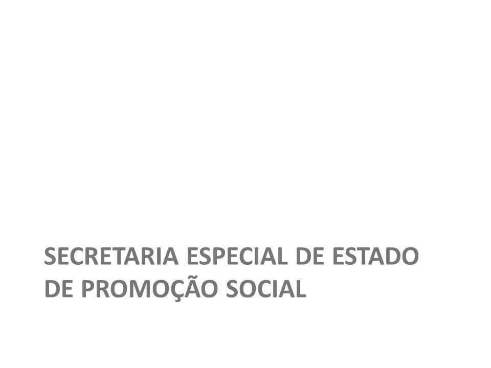51 Copyright © 2010 Symnetics – Todos os direitos reservados SECRETARIA ESPECIAL DE ESTADO DE PROMOÇÃO SOCIAL