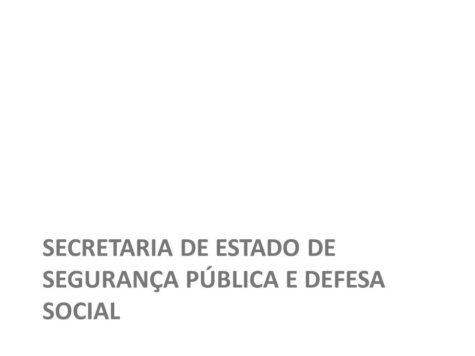 55 Copyright © 2010 Symnetics – Todos os direitos reservados SECRETARIA DE ESTADO DE SEGURANÇA PÚBLICA E DEFESA SOCIAL