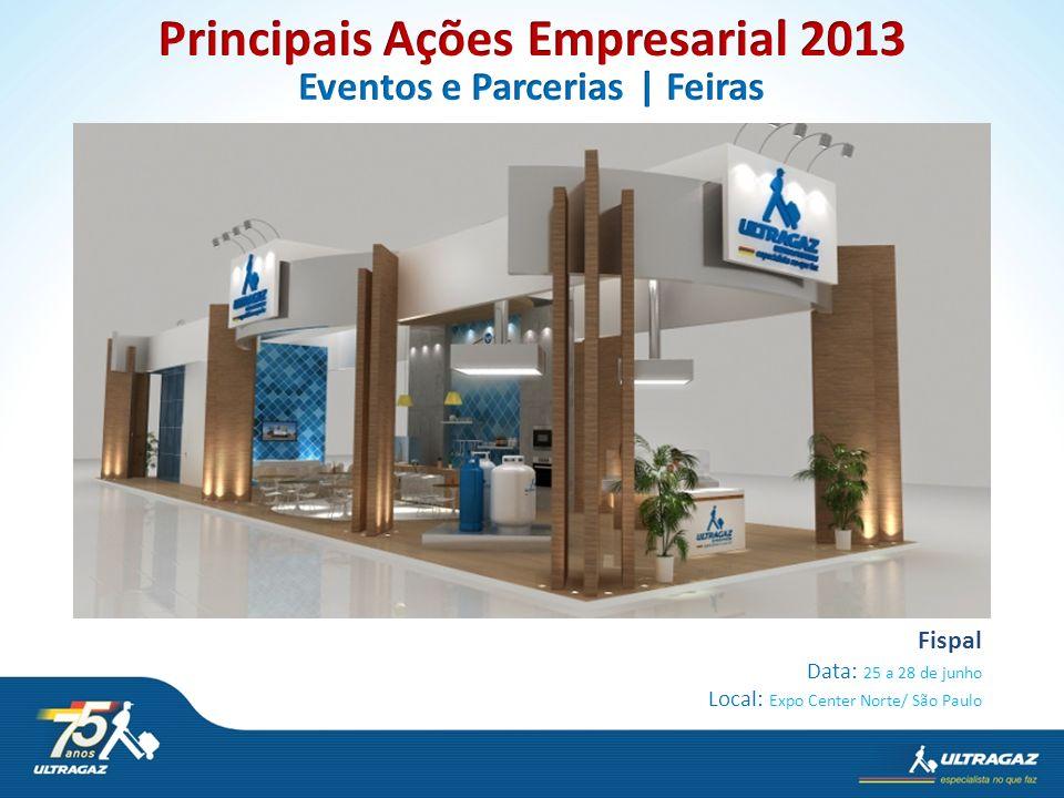Fispal Data: 25 a 28 de junho Local: Expo Center Norte/ São Paulo