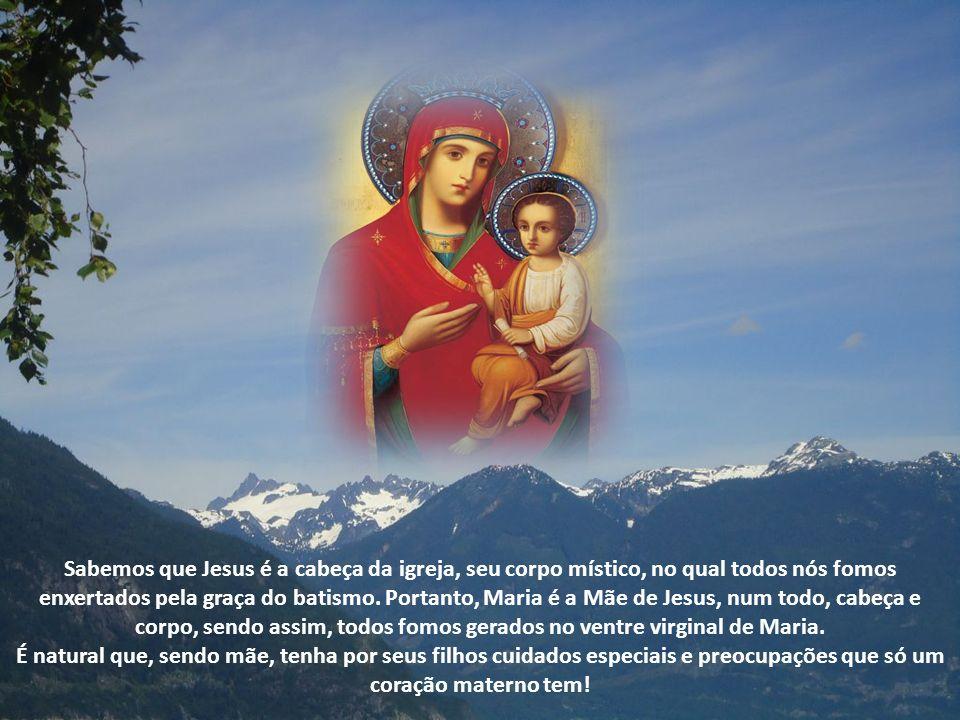 Cada mãe possui uma análoga consciência do início de uma nova vida nela.