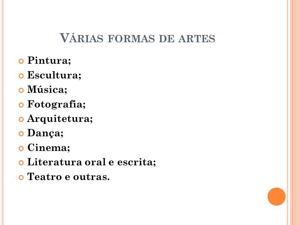 A GENTE DA PRODUÇÃO ARTÍSTICA Os contextos de produção de uma obra dá pistas sobre o seu significado e sobre as intenções do seu autor.