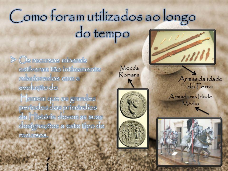 Armas da idade do Ferro Armaduras Idade Média Moeda Romana í