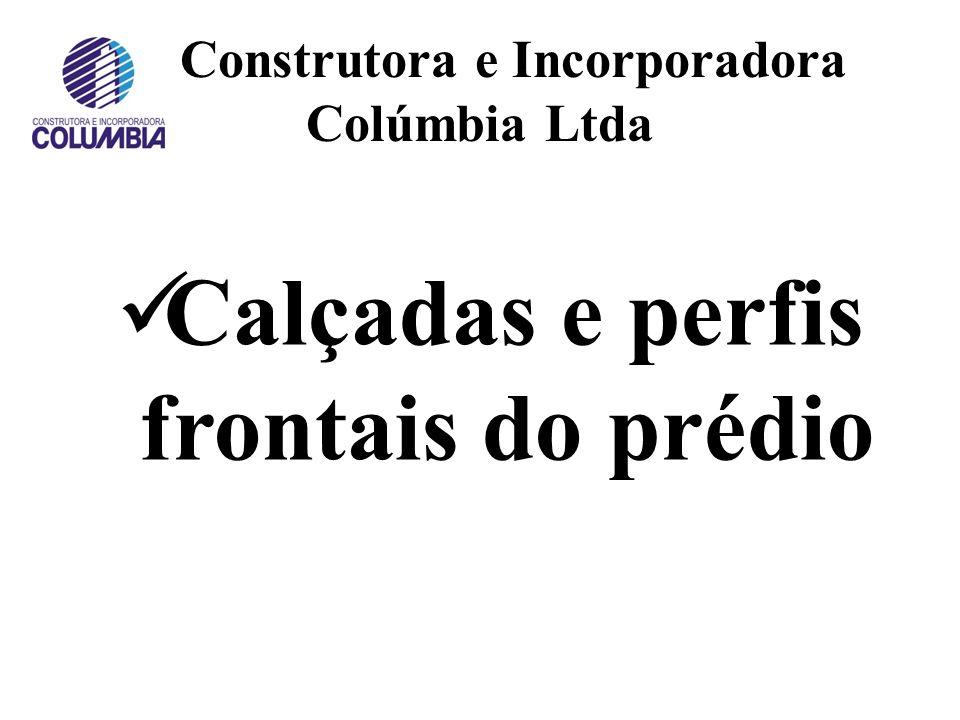 Construtora e Incorporadora Colúmbia Ltda Imagens de conclusão do empreendimento