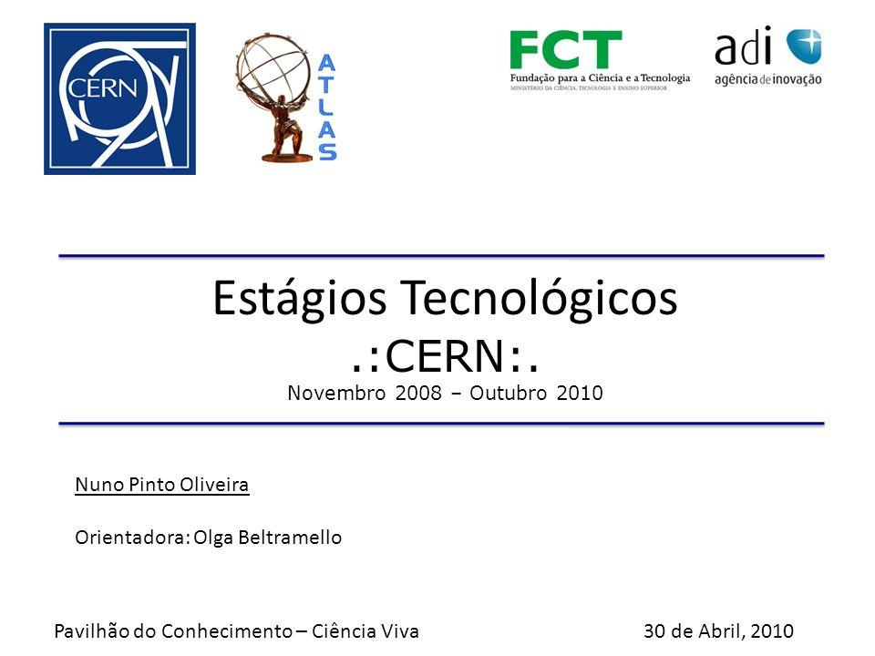 2010/04/30 N. Oliveira (nmpoliveira@gmail.com) CERN 1 N.