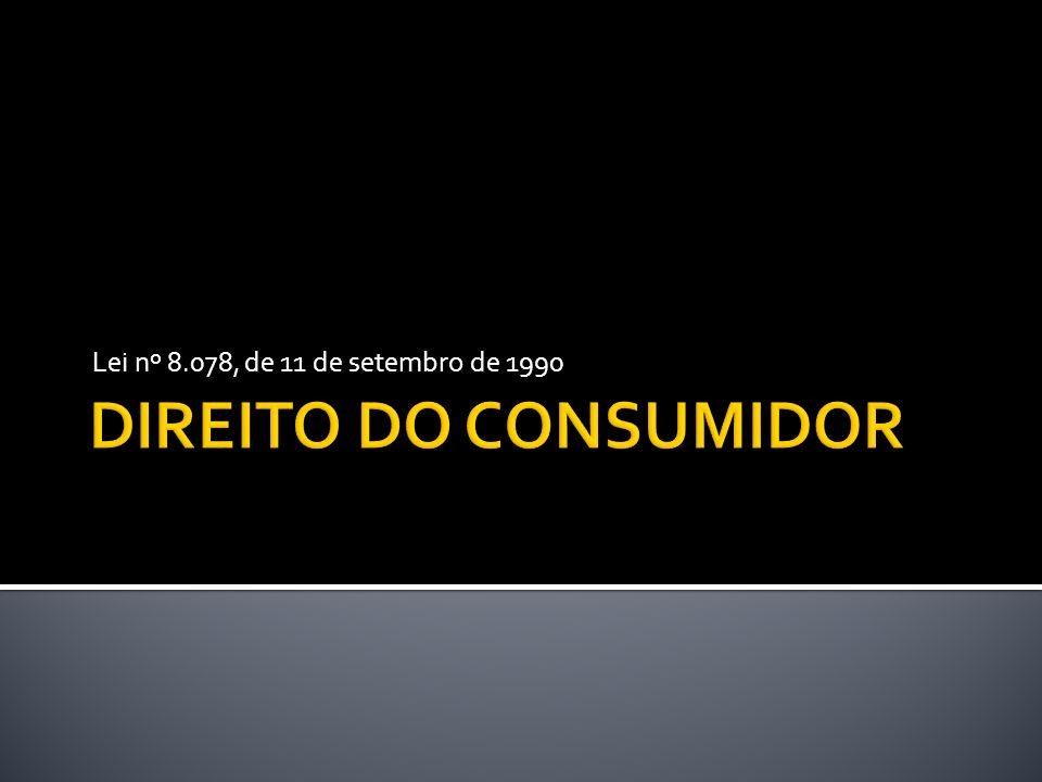 O que é a relação de consumo?