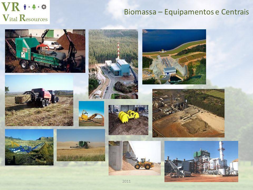 2011 Biomassa – I&D