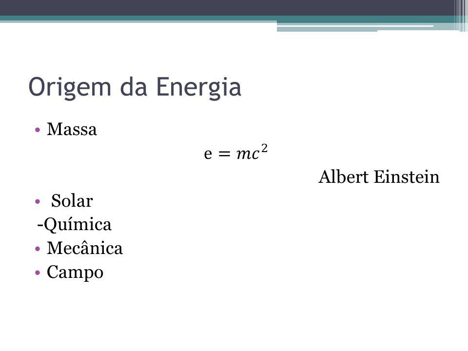 Origem da Energia