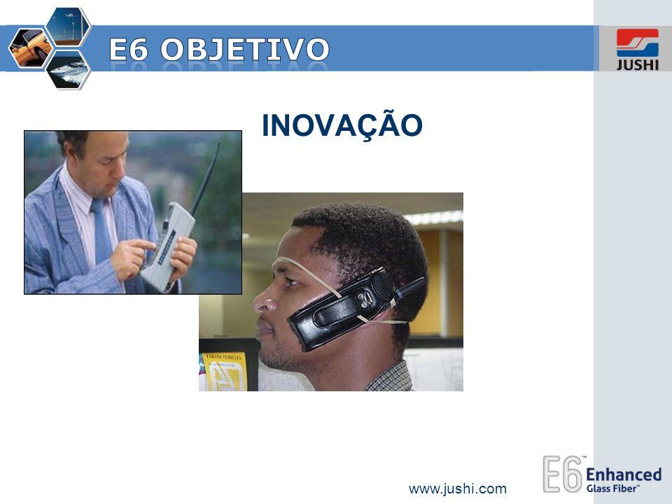 www.jushi.com INOVAÇÃO