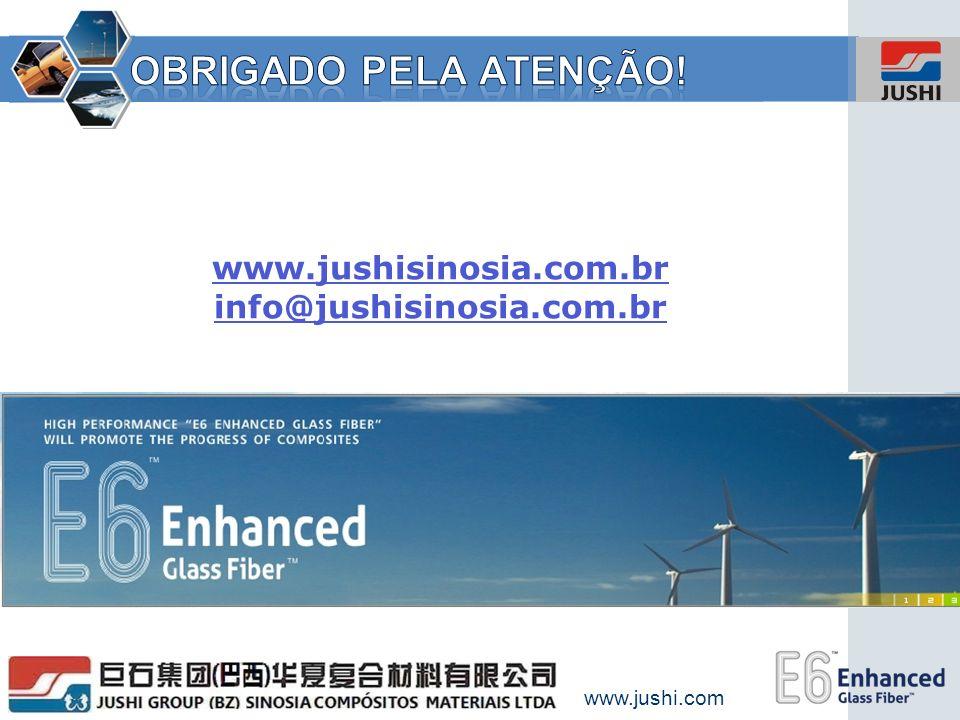 www.jushi.com www.jushisinosia.com.br info@jushisinosia.com.br