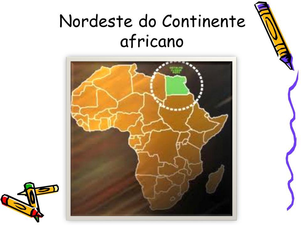 Nordeste do Continente africano