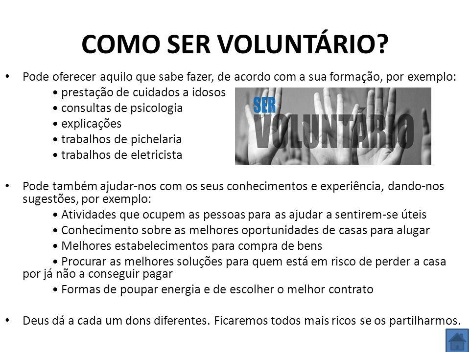 CONFERÊNCIA VICENTINA A Conferência Vicentina Francisco de Assis tem como missão a ajuda aos mais carenciados.