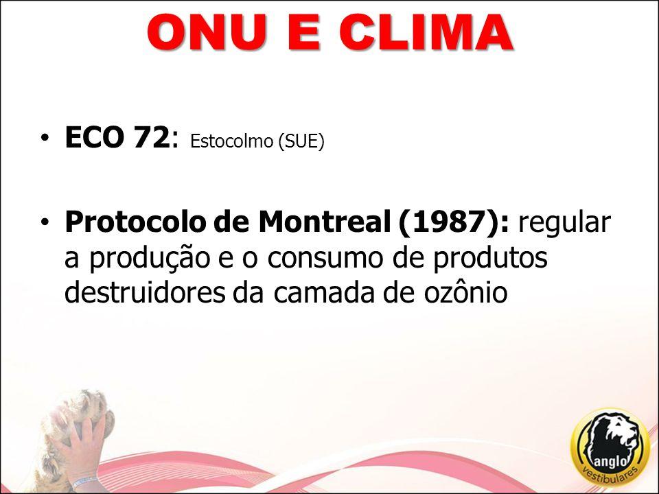 ECO 92 – Cúpula da Terra – Rio de Janeiro (Brasil) Agenda 21 programas de inclusão social, a preservação dos recursos naturais e minerais e a ética política para o planejamento rumo ao desenvolvimento sustentável, sustentabilidade urbana e rural e o planejamento de sistemas de produção e consumo sustentáveis contra a cultura do desperdício.