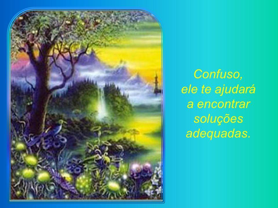Quando te encontrares em qualquer dificuldade emocional, recorda o silêncio como instrumento divino de construção e paz.