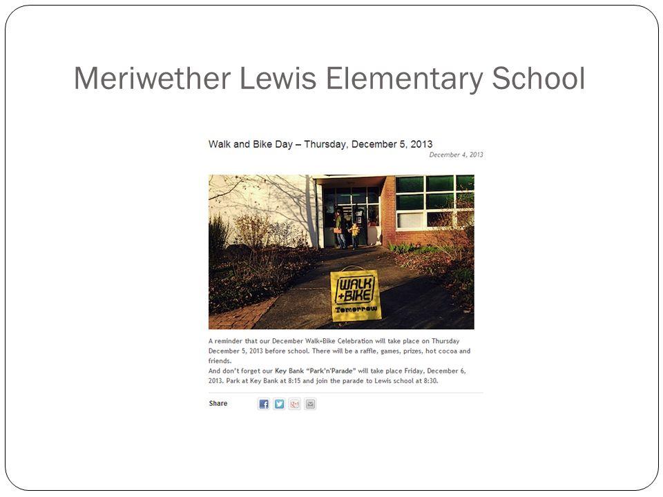Meriwether Lewis Elementary School