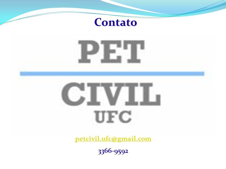 Contato petcivil.ufc@gmail.com 3366-9592