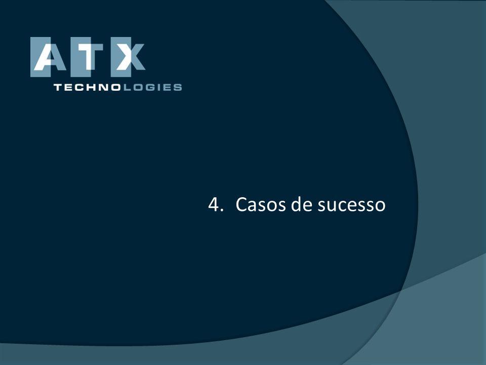 4.Casos de sucesso