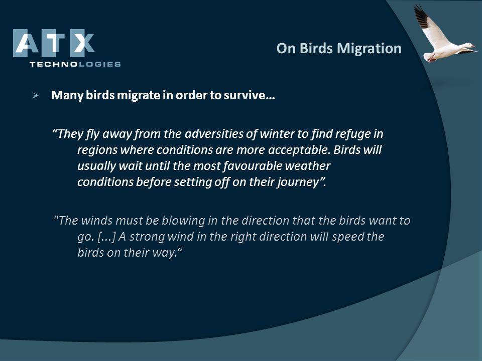 Diretivas estratégicas dos processos de migração da ATX 1.
