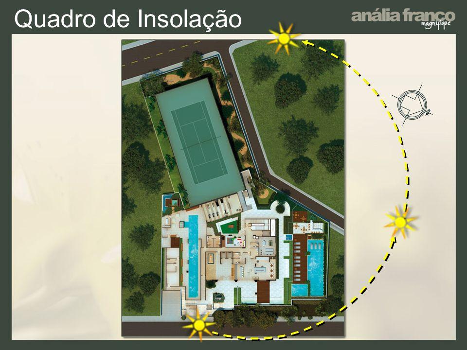 Implantação Salão de Festas Praça de apoio ao Salão de Festas