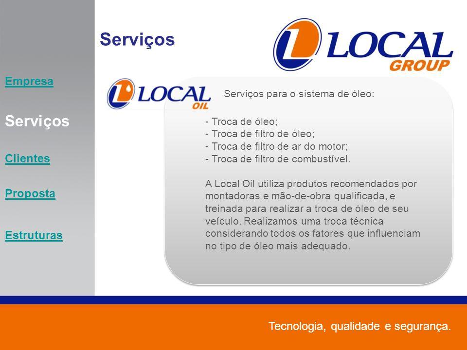 Oficina Móvel Empresa Serviços Clientes Proposta Estruturas