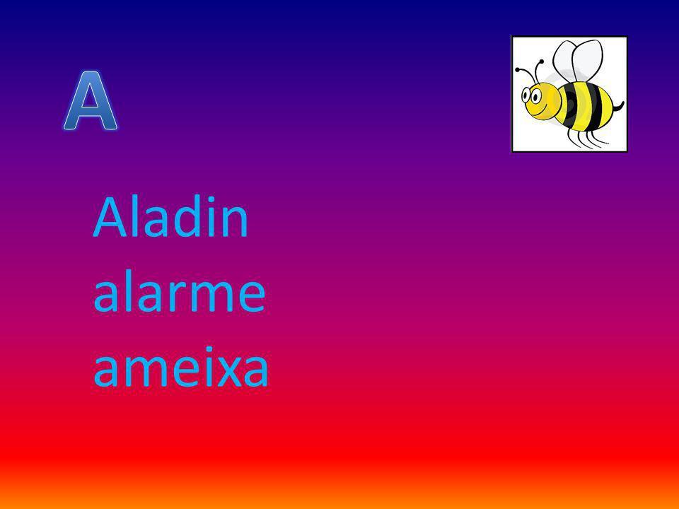 Aladin alarme ameixa