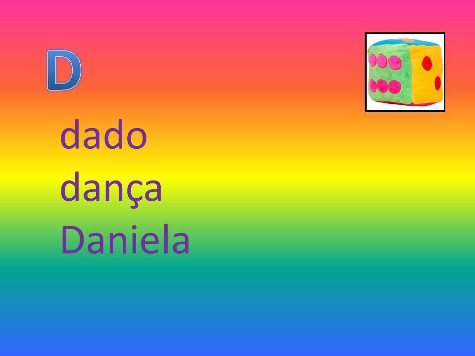 dado dança Daniela