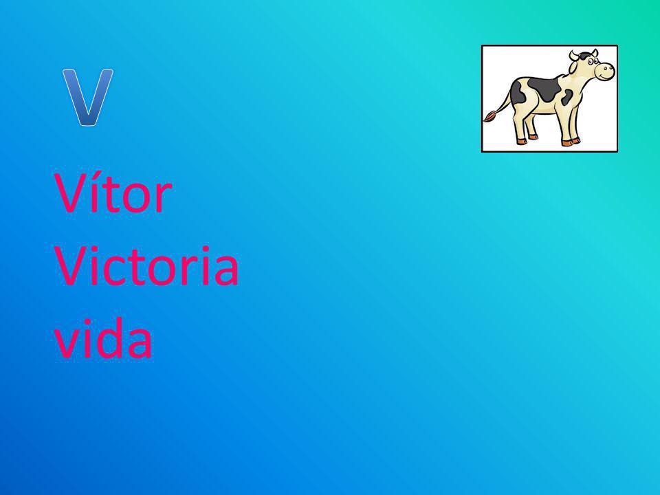 Vítor Victoria vida
