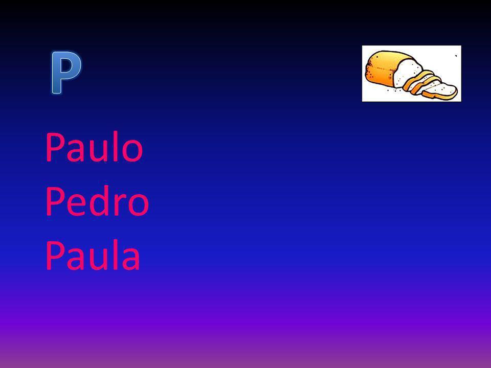 Paulo Pedro Paula