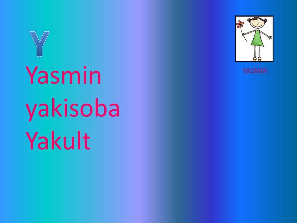 Yasmin yakisoba Yakult