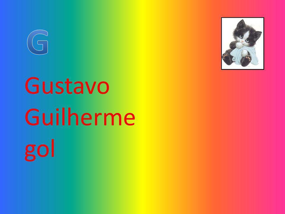 Gustavo Guilherme gol