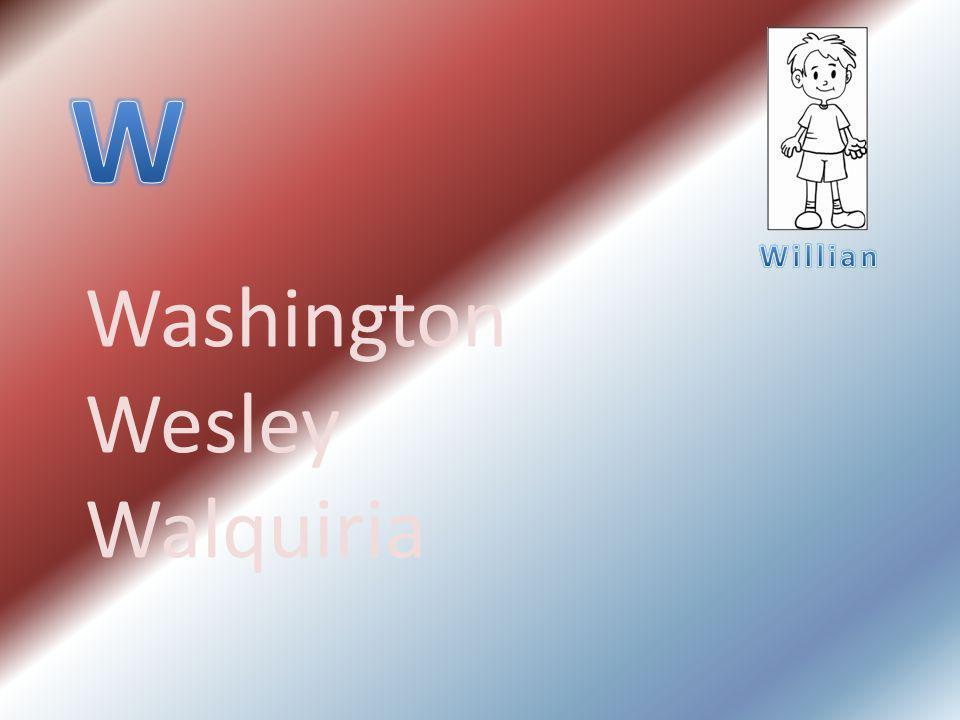 Washington Wesley Walquiria