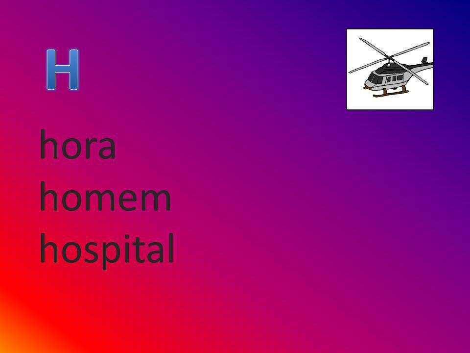 hora homem hospital