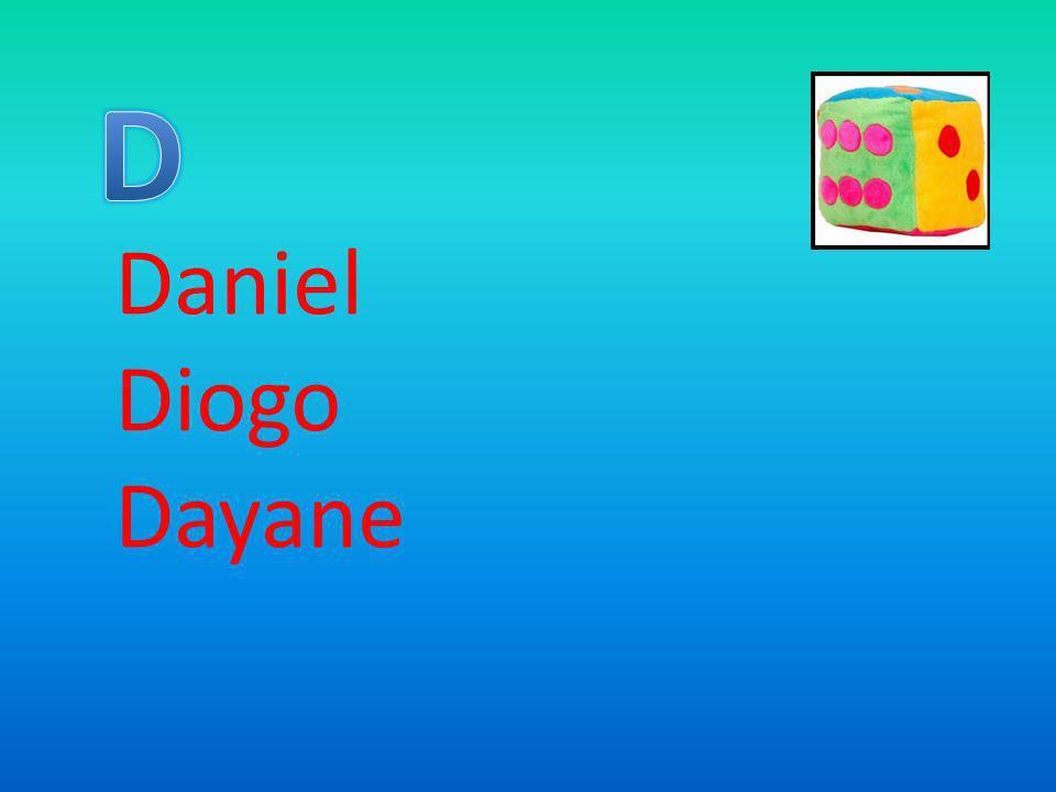 Daniel Diogo Dayane