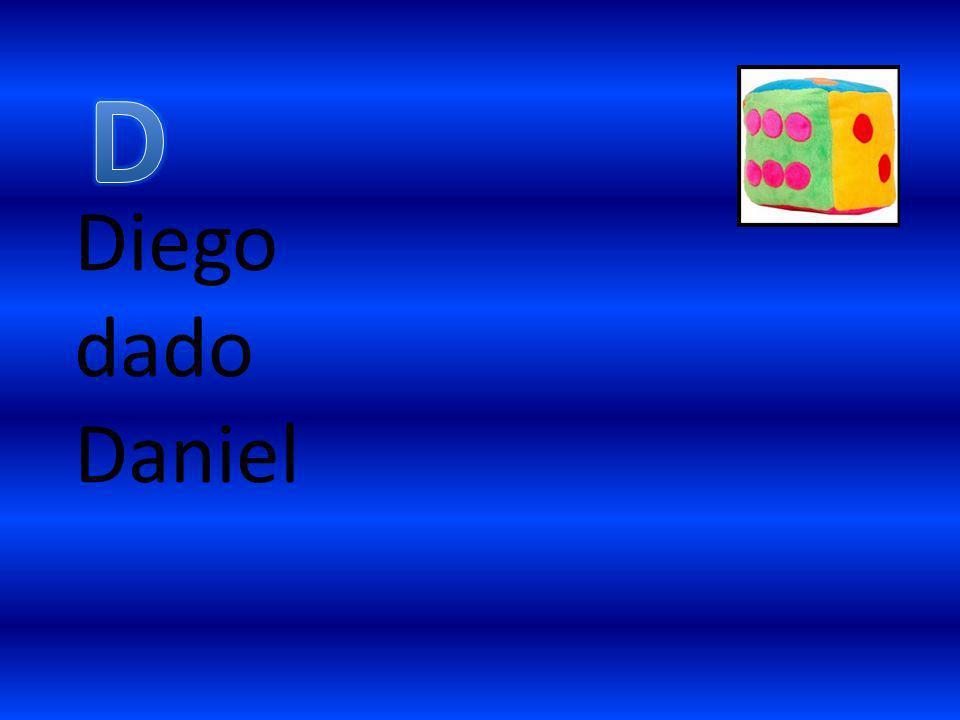 Diego dado Daniel