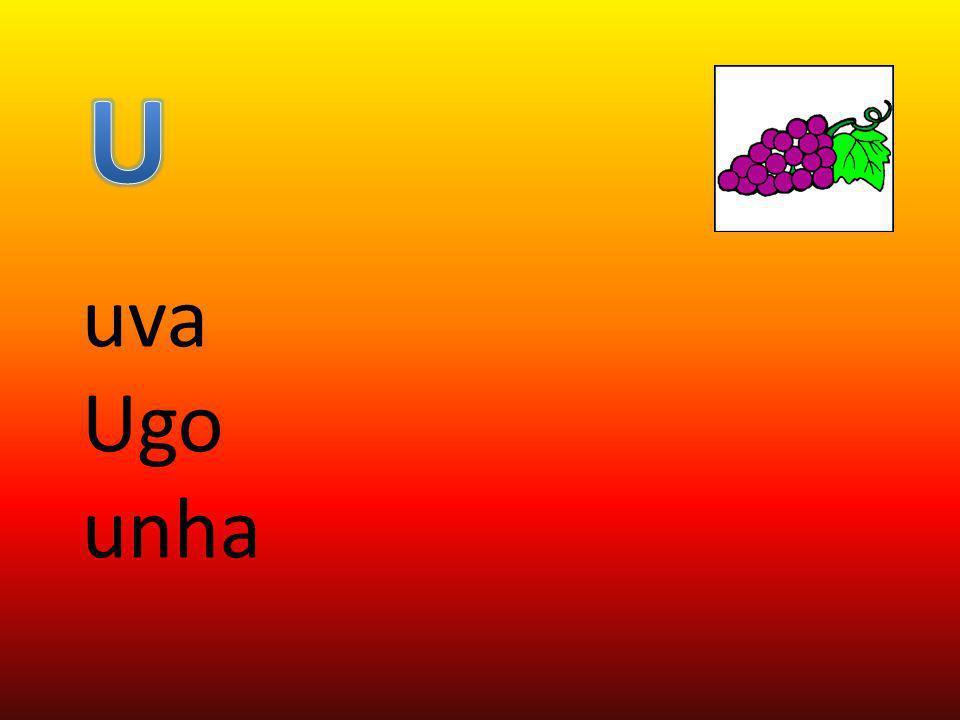 uva Ugo unha