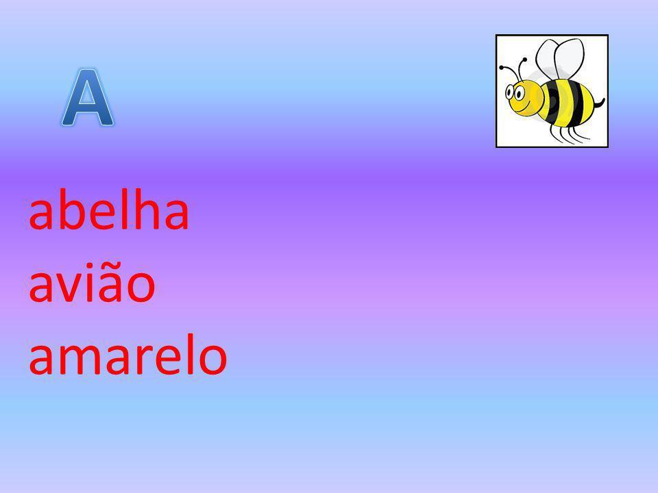 abelha avião amarelo