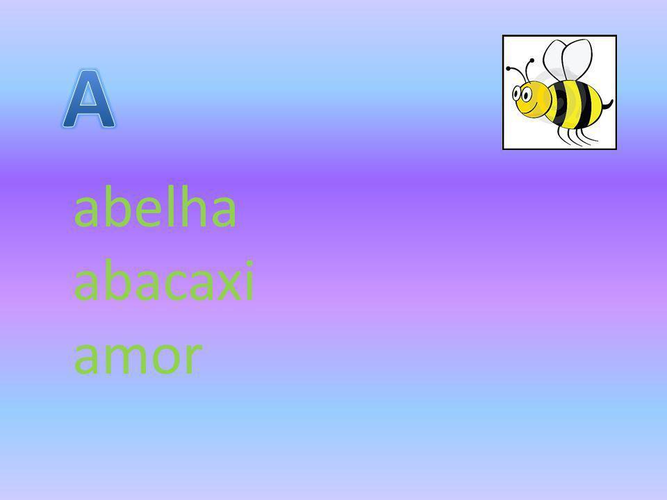 abelha abacaxi amor