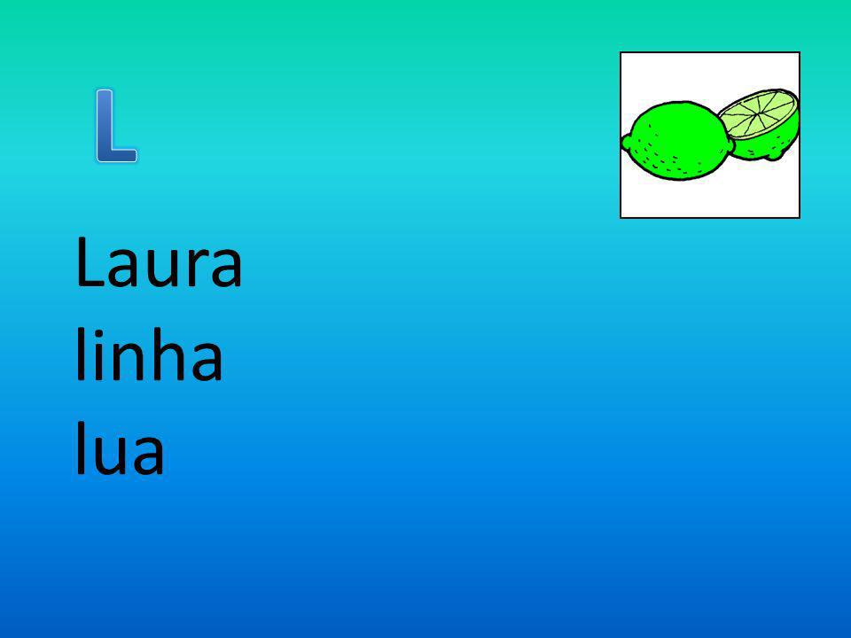 Laura linha lua